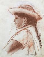 Yucatan Woman