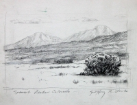 Spanish Peaks Study
